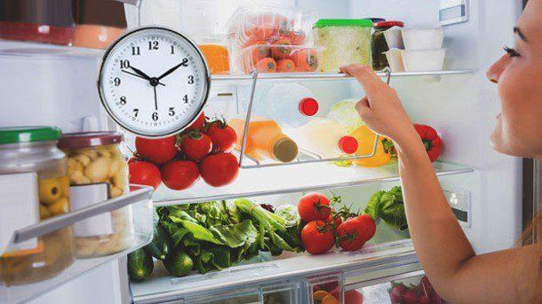 Cómo almacenar los alimentos