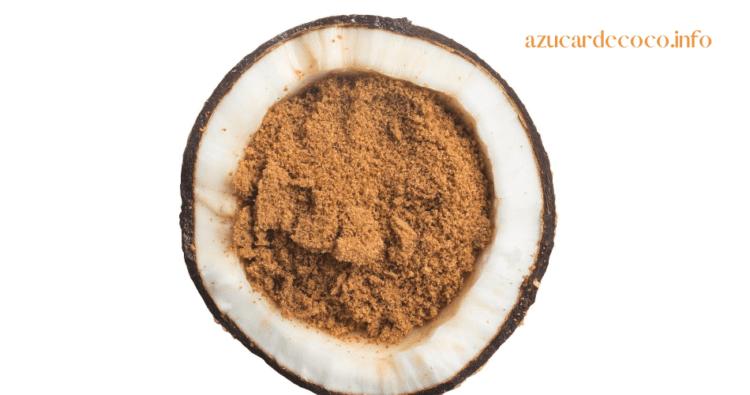 ¿Qué beneficios tiene el azúcar de coco_