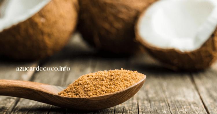 Qué es el azúcar de coco
