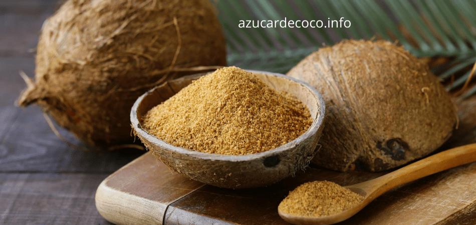 azúcar de coco propiedades saludables