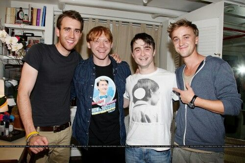 Quién de Harry Potter es tu versión masculina