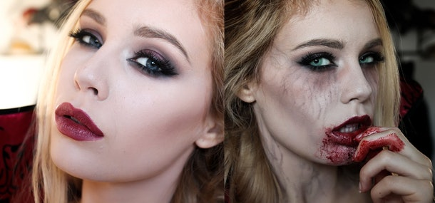 colmillos de vampira