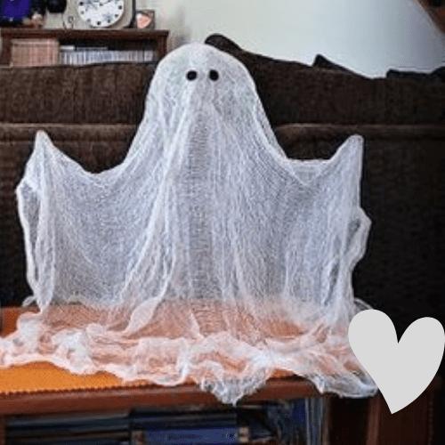 fantasma de gasa