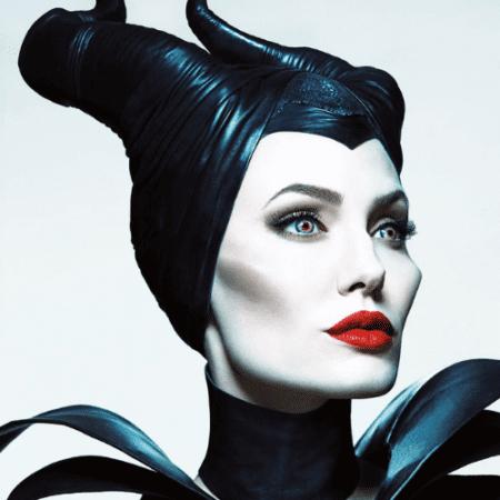 Maquillaje de maléfica para halloween